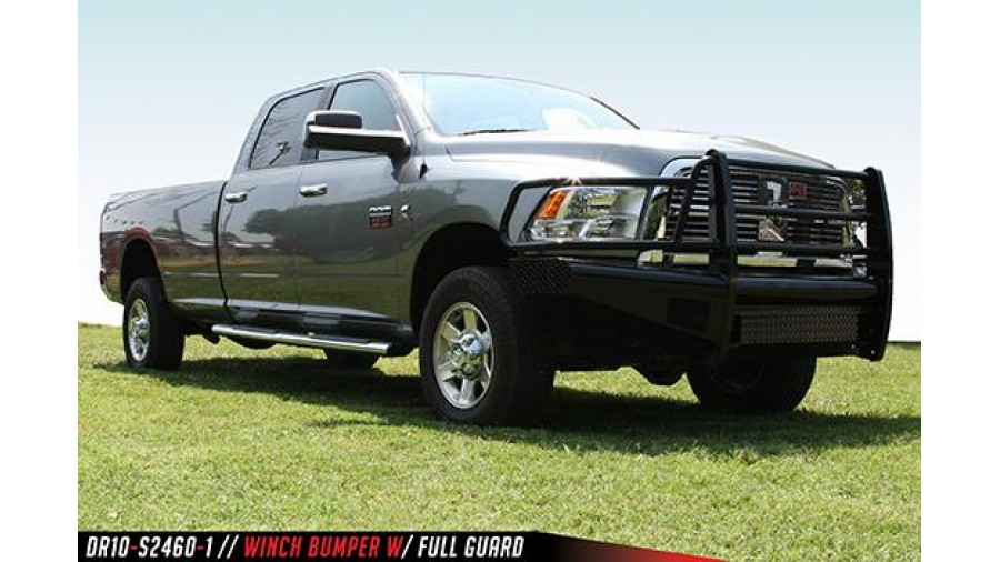 Dodge 2500 Fab Fours DR10-S2960-1 (F66 DR10S29601)