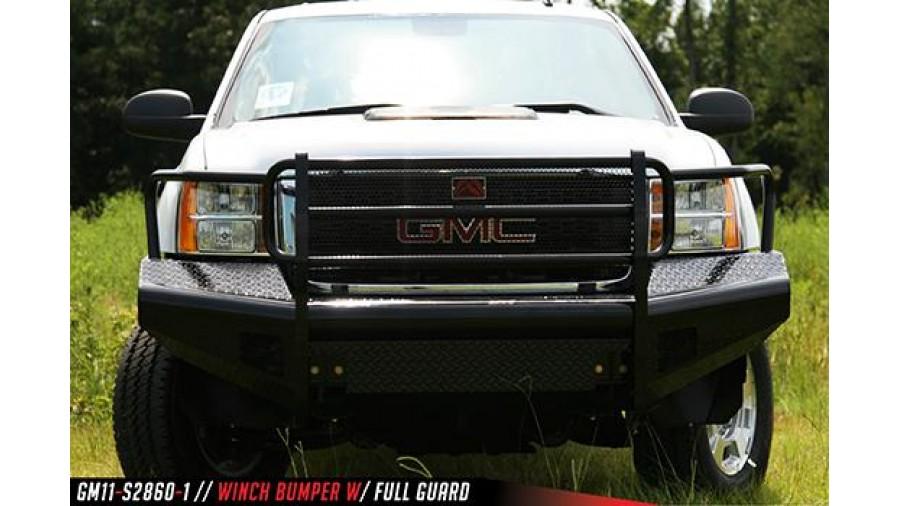 GMC 2500 Fab Fours GM11-S2860-1 (F66 GM11S28601)